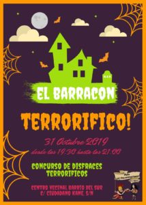 Barracon terrorifico